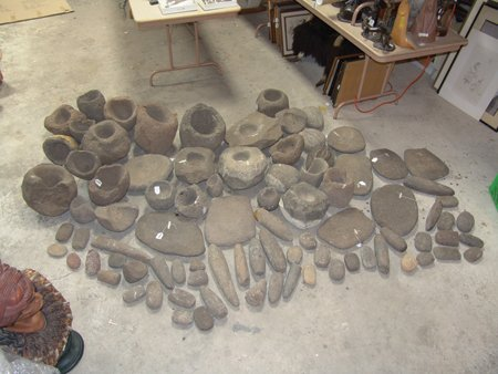 Historic Stone Artifact Collection - 3