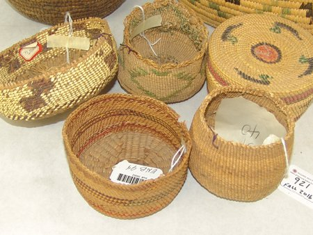 Group of 7 Baskets - 3