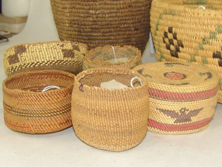 Group of 7 Baskets - 7