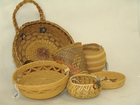 Group of 6 Baskets - 2