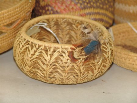 Group of 6 Baskets - 5