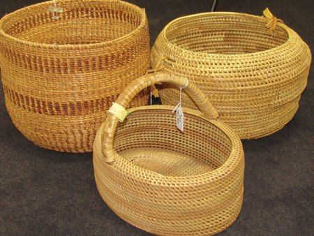 Group of 3 Large Baskets - 2