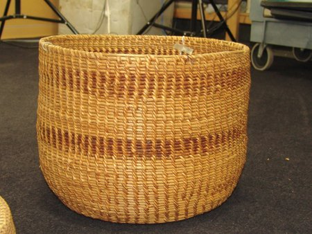Group of 3 Large Baskets - 5