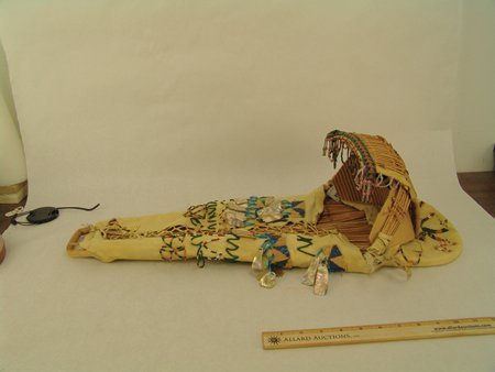 Modoc Cradleboard - 4