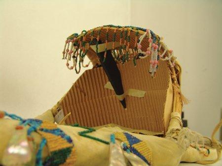 Modoc Cradleboard - 8