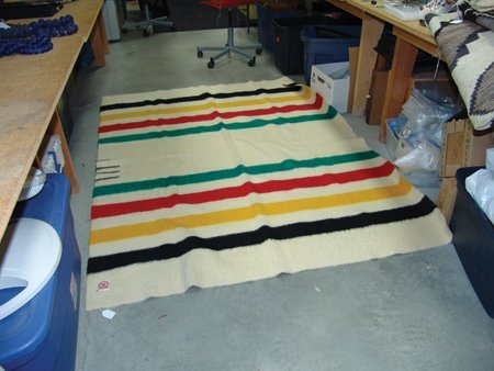 Hudson's Bay Blanket - 7