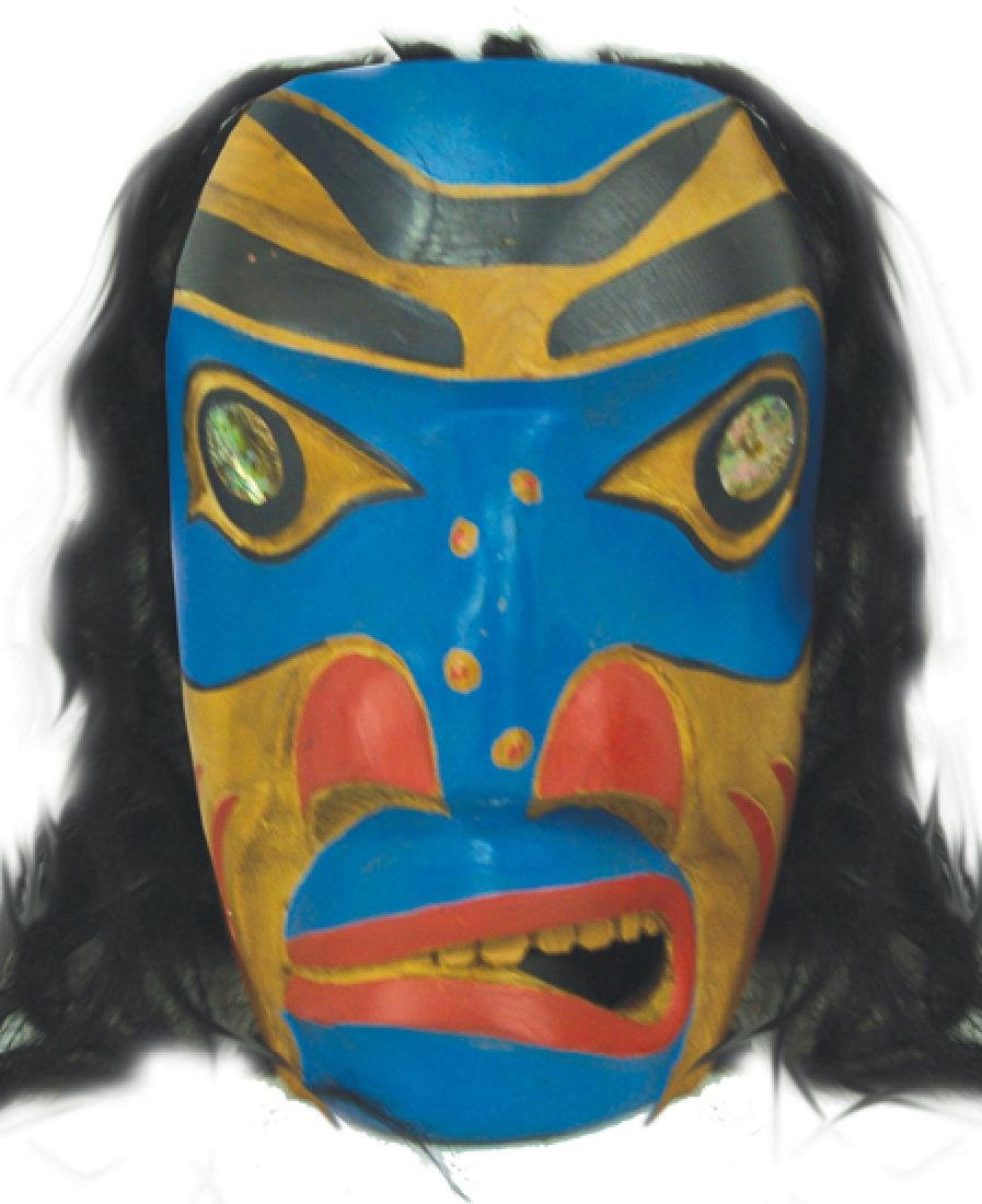 NWC Mask - Ivan (Coyote) Otterlifter (1936-1999)