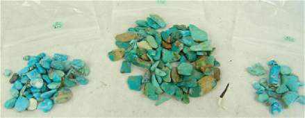 Turquoise Stones & Nuggets