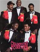''Champions Forever'' multi -signed photograph, the 20