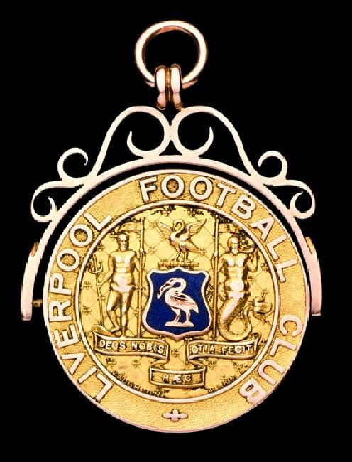 A 1900-01 Football League Division One Championship