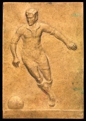 A 1923 German National Football Championship winner's