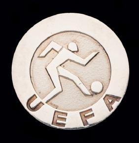 UEFA Super Cup runners-up medal season 1978, .925