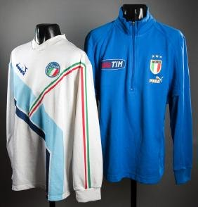 Official player-issue Italy international football