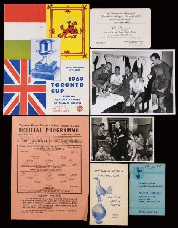 23: Jack Coxford memorabilia, comprising: 15 b&w press