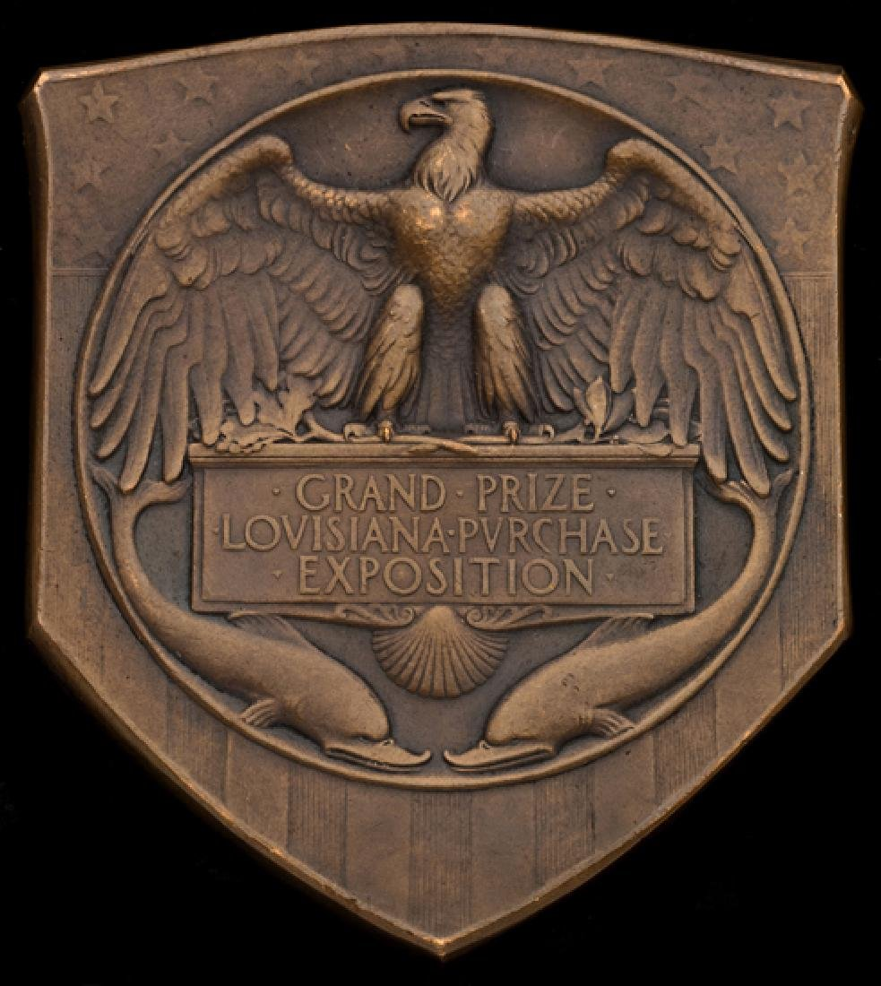 Grand Prize Medal of the Louisiana Purchase Exposition