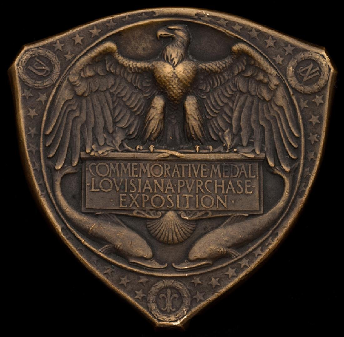 Commemorative Medal of the Louisiana Purchase