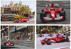 Michael Schumacher-Ferrari 2005 Monaco Grand Prix