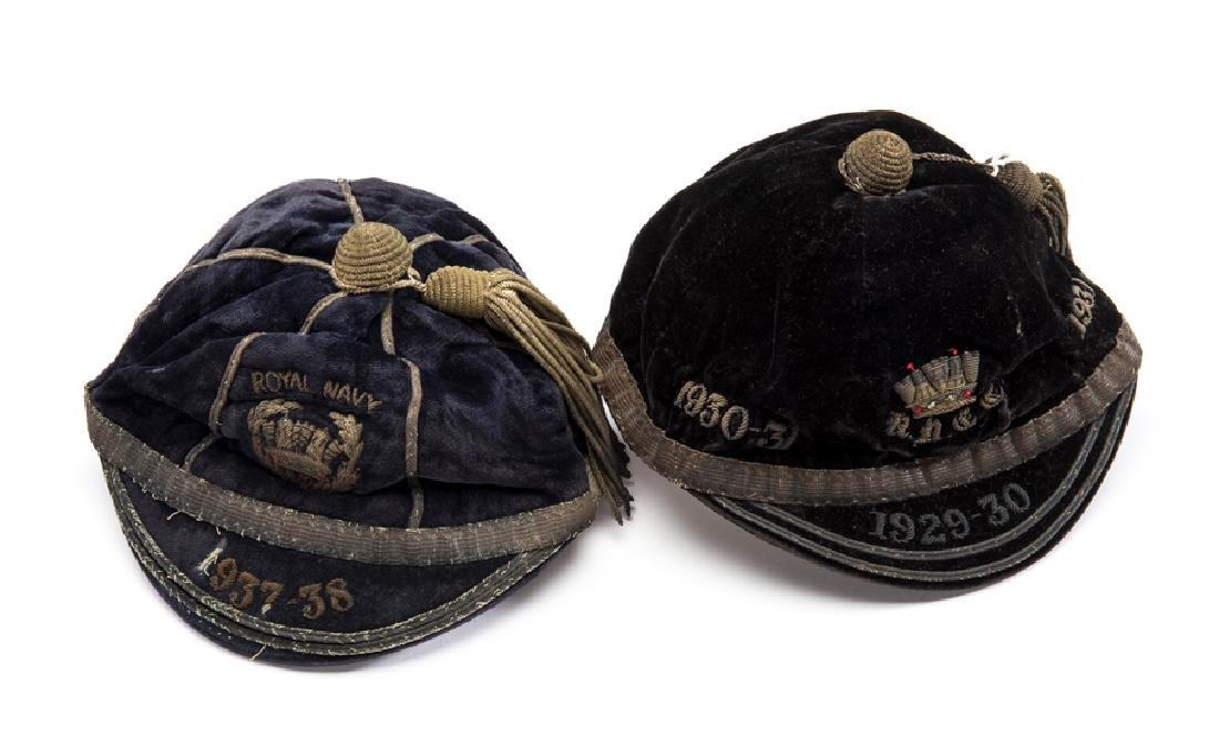 Royal Navy Football Association representative cap