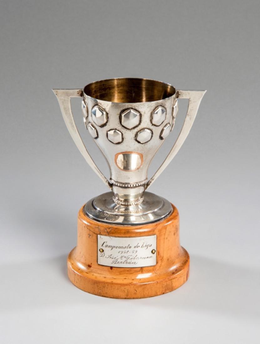 FC Barcelona 1958-59 Spanish 1st Division Championship