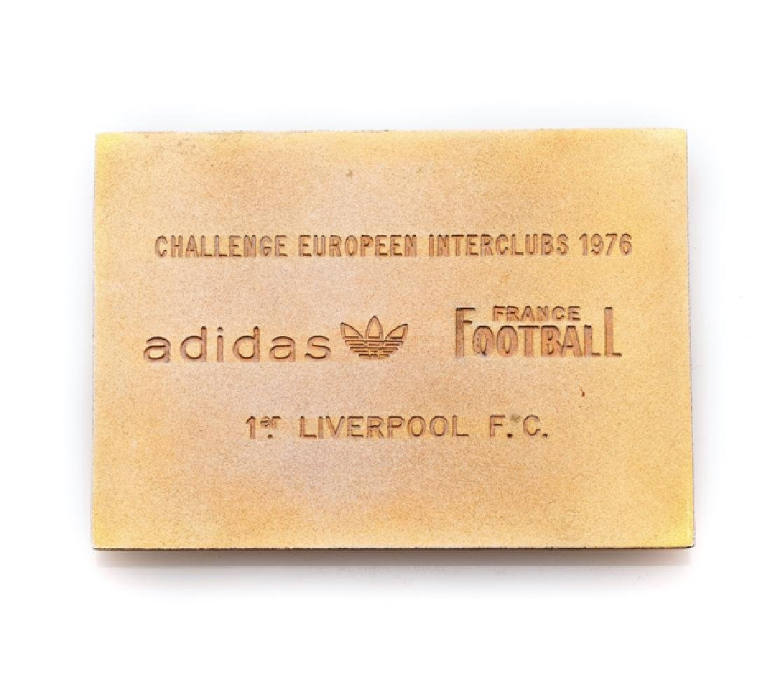 Terry McDermott's Liverpool FC Challenge Europeen