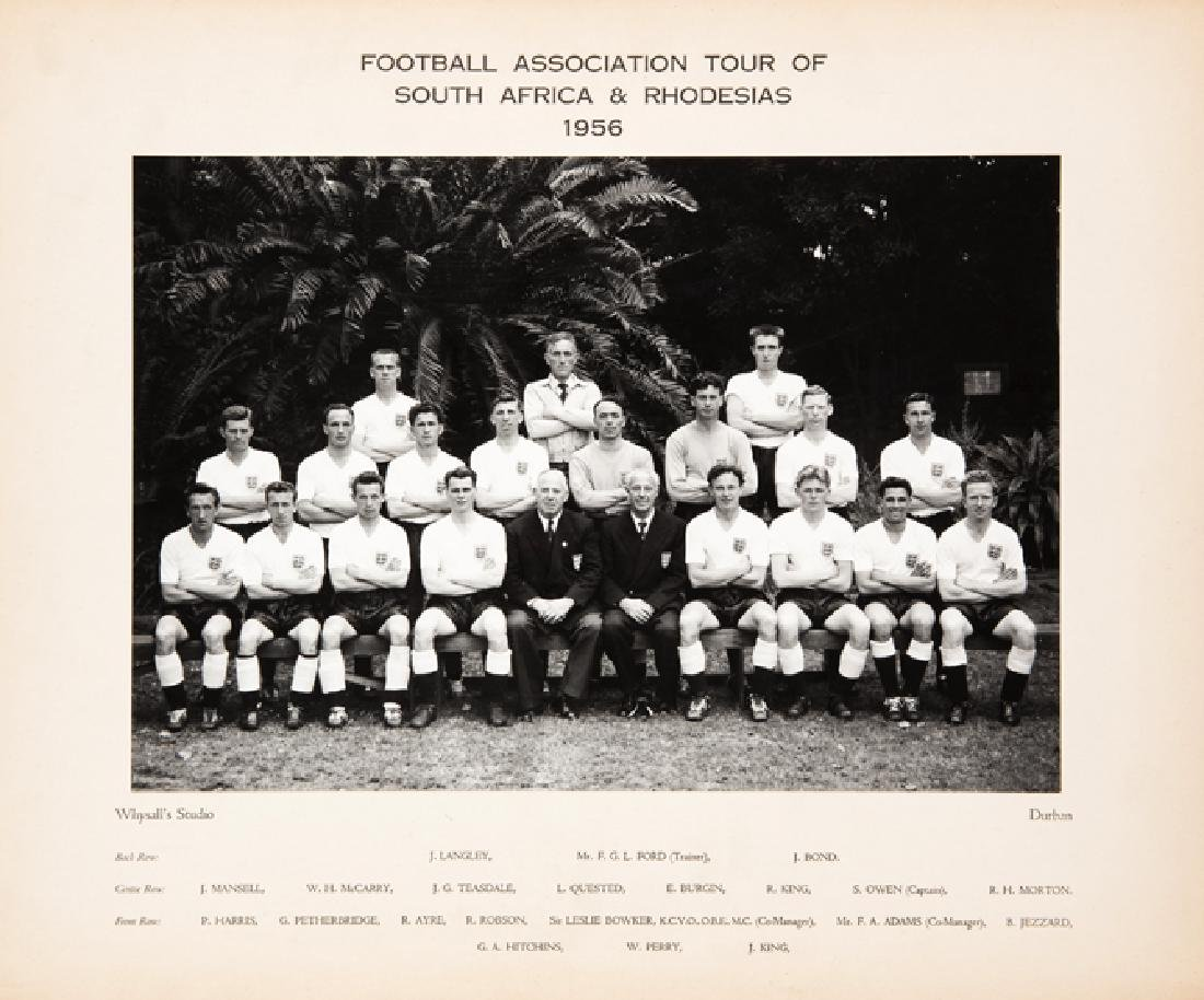 An official photograph of the Football Association