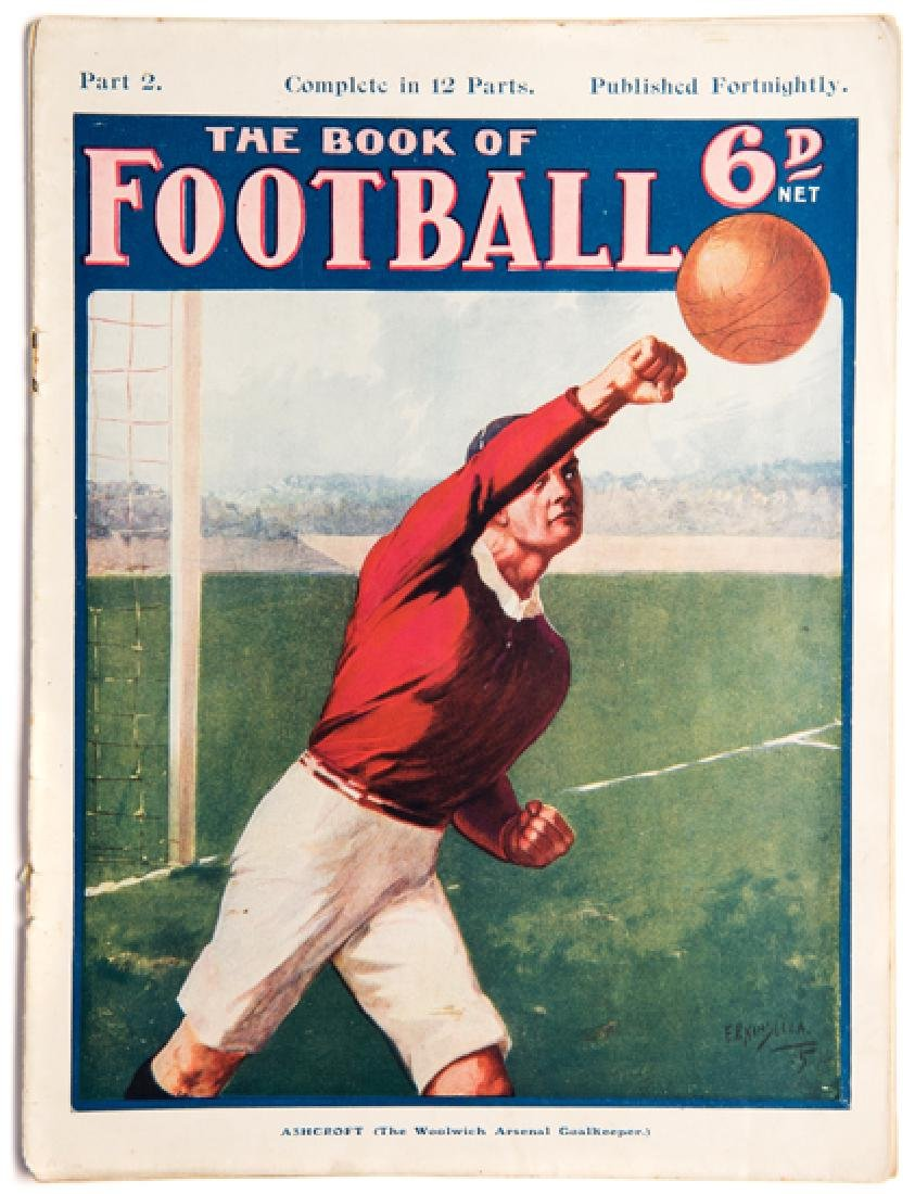 The Book of Football, in their rarely seen original