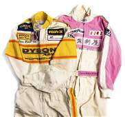 James Weavers 1987 Dyson Racing and other Porsche team