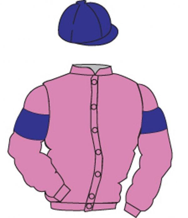 3: Distinctive Colours: PINK, PURPLE armlets, PURPLE ca