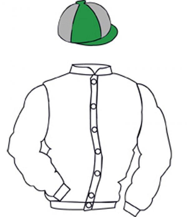 7: Distinctive Colours: WHITE, EMERALD GREEN and GREY q