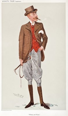 24: A collection of 40 Vanity Fair prints from the Turf