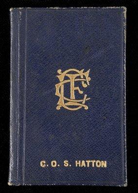 684: A group of 14 C.O.S. Hatton's Corinthians FC membe