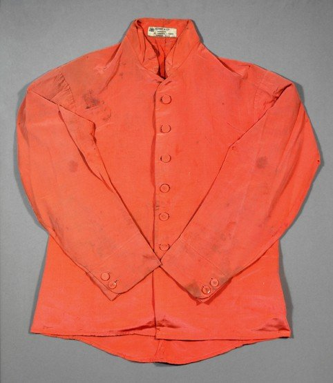 10: The Manna 1925 Derby silks, the jacket in the rose