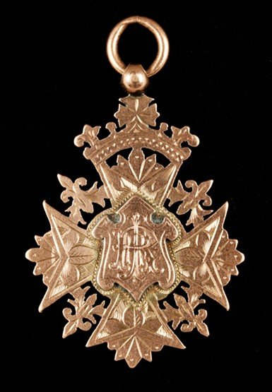 459: The only known medal relating to Newcastle East En