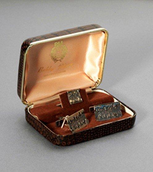 539: West Ham United memorabilia, comprising: a silver  - 2