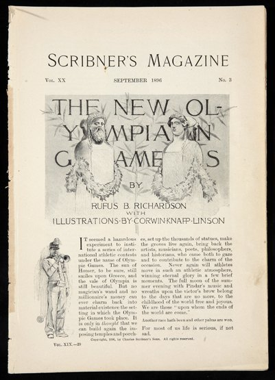 8: Scribner's Magazine, Vol. XX, No. 3, September 1895: