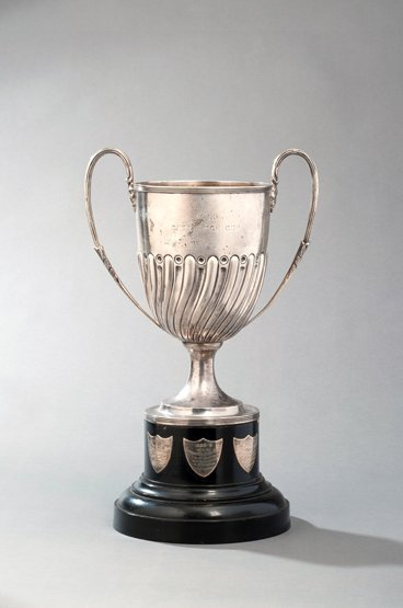 6: An Australian polo trophy: The Brassey Challenge Cup