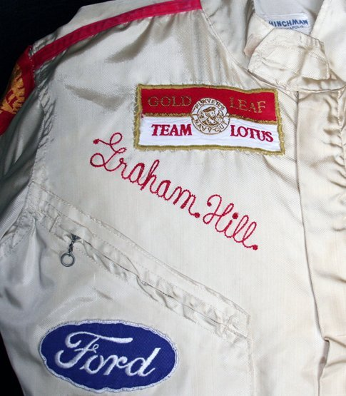 364: One of Graham Hill's 1969 Gold Leaf Team Lotus For - 2