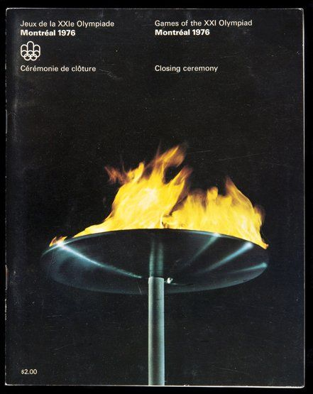 12 Montreal 1976 Olympic Games official programmes,