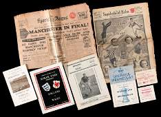 Sunderland programmes and memorabilia, an official