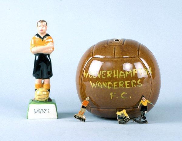 16: Wolverhampton Wanderers memorabilia, comprising a p