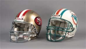 377 American Football memorabilia signed by Dan Marino