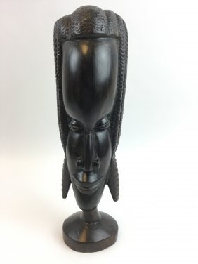 African Tribal Wooden Statue