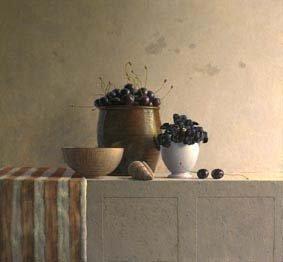 3: Still Life CHERRIES Julien Landa