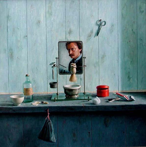 4: Still Life SELF-PORTRAIT Julien Landa