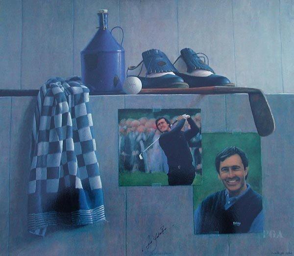 5: Golf Still Life Print by Julien Landa
