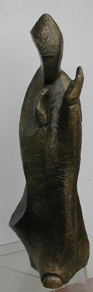 11: Bronze sculpture by Willem Borgh