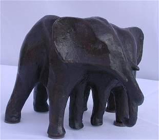 Bronze sculpture by Willem Borgh