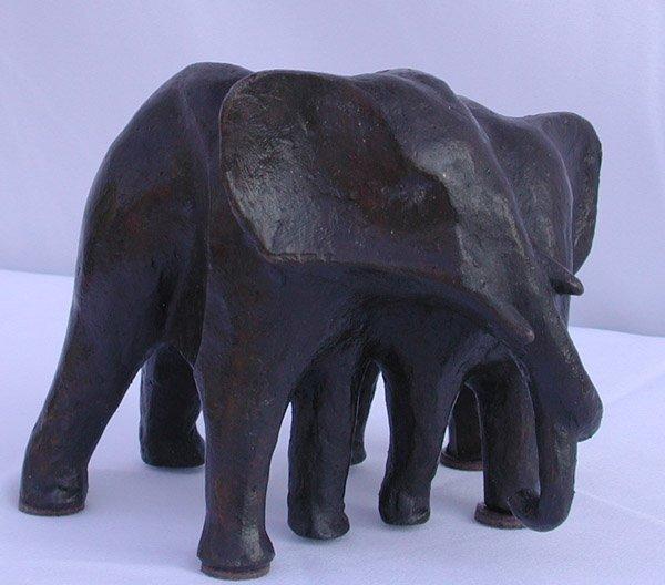 12: Bronze sculpture by Willem Borgh