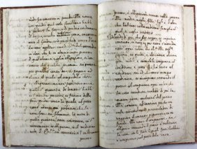Old Document Of A Jewish Bank In Modena - The 16 Th