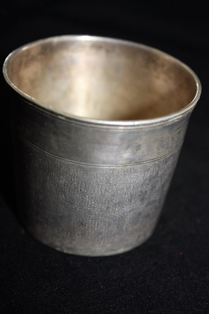 Ancient Kiddush Cup - Germany, the 18th Century